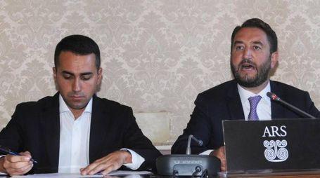 Elezioni in Sicilia: Di Maio e Cancelleri chiedono l'intervento Ocse - Ansa