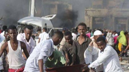 Somalia: attentato Mogadiscio, 300 morti