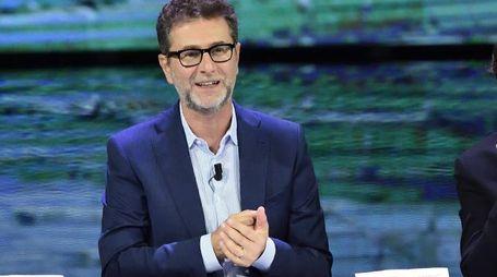 Fabio Fazio (Ansa)