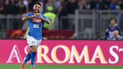 Lorenzo Insigne, già 5 gol in stagione (Afp)
