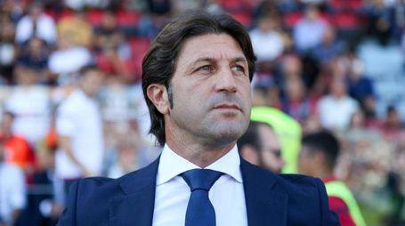 Massimo Rastelli esonerato dal Cagliari  (Ansa)