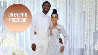 Vip con (tanti) soldi: un matrimonio incredibile