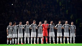 Champions, Juventus-Sporting Lisbona