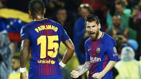 Leo Messi (Ansa)
