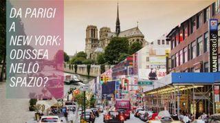 Parigi - New York: odissea nello spazio?