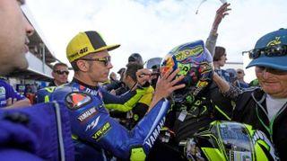 Moto: Australia, Rossi fiducioso, sensazioni non sono male