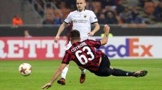 Europa League: Montella, 'Avanti ma Milan non tranquillo'