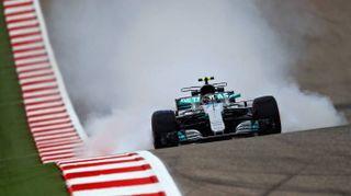 Formula Uno Austin, Hamilton primo nelle libere 1