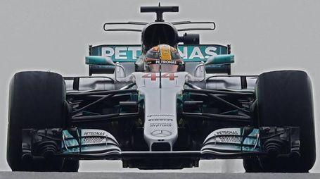 Lewis Hamilton (Ansa)