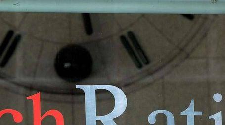 Fitch conferma rating Italia BBB