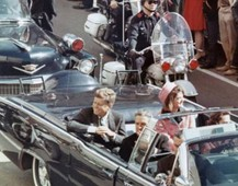 John Fitzgerald Kennedy a Dallas