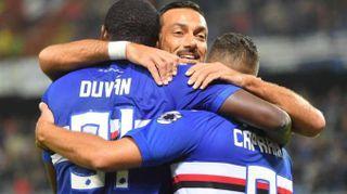 Serie A: Sampdoria-Crotone 5-0