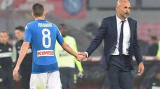 Serie A: Napoli-Inter 0-0