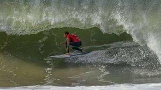 Surf:MEO Rip Curl Pro Portogallo,l'australiano Bee Durbidge