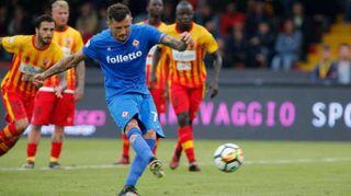 Serie A: Benevento-Fiorentina 0-3