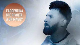 Il mago che ha fatto passare l'Argentina? Non è Messi