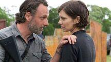 Una scena di 'The Walking Dead': puntata 1, stagione 8 – Foto: Gene Page/AMC