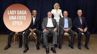 Lady Gaga è la nuova presidente degli Usa?