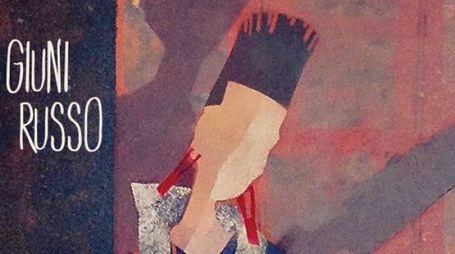 Il disegno della copertina di Armstrong