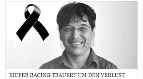 Stefan Kiefer, manager tedesco di Moto2 (Facebook)
