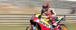 Gp Valencia, Marquez in pole (Ansa)