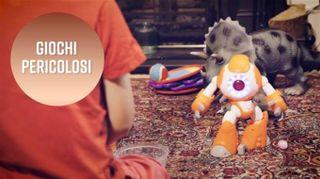 Chi spia i vostri figli tramite un semplice giocattolo?