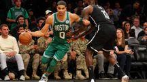 Tatum dei Celtics (LaPresse)