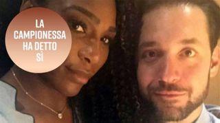 Serena Williams si è sposata, ma com'è andata?