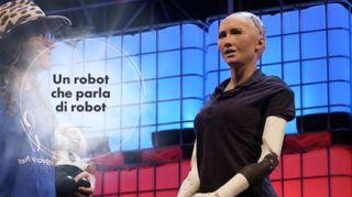 Quando il robot si mette in cattedra