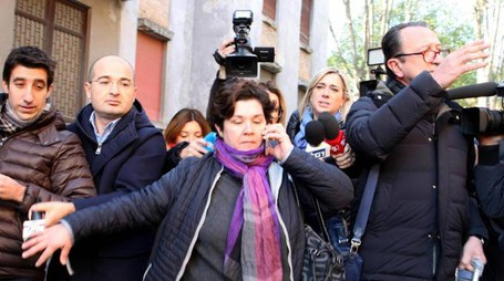 Maria Concetta Riina a Parma per l'autopsia del boss dei boss (Ansa)