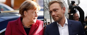 Germania verso il voto anticipato? Angela Merkel e Christian Lindner