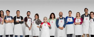 Il cast di Celebrity MasterChef