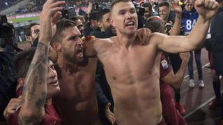 Serie A: Roma-Lazio 2-1