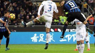 Serie A: Inter-Atalanta 2-0