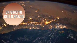 Un video spaziale: la Terra come non l'avete mai vista