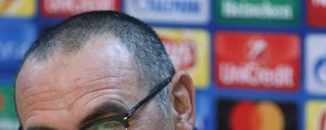 Sarri, classifica in Champions difficile