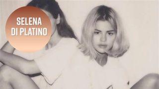 Selena Gomez si è rivoluzionata... i capelli!