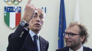 Figc: Malagò, 'Potrebbe anche non esserci commissario'