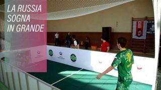 Il flatball è il nuovo sport 'made in Russia'