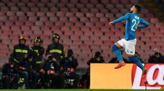 Champions, Napoli vince e spera