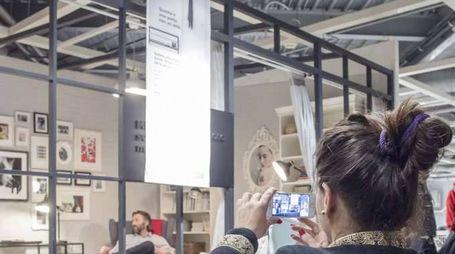 Campagna Ikea contro violenza su donne