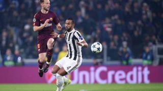Juventus-Barcellona 0-0, le immagini del match