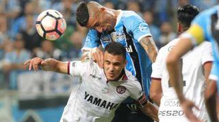 Libertadores: Gremio-Lanus 1-0, rabbia verso arbitro