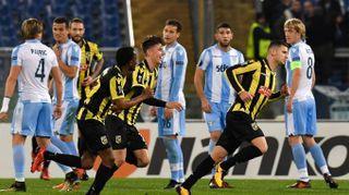Europe League, Lazio, Milan e Atalanta