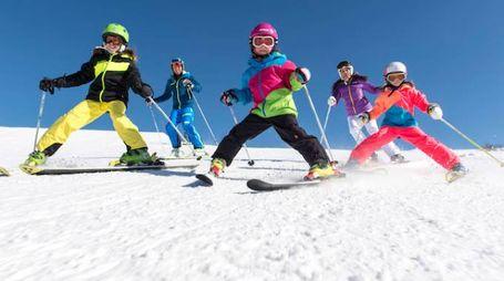 Prima neve all'Alpe di Siusi