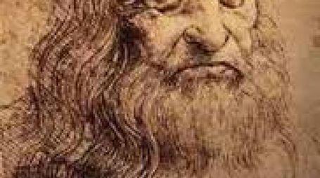 Leonardo da Vinci credits Wikimedia