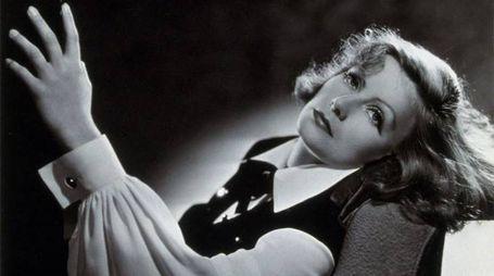 Greta Garbo nel film 'Come tu mi vuoi' (1932) – Foto: Zumapress/Lapresse