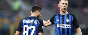 Antonio Candreva e Ivan Perisic