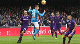 Serie A: Napoli-Fiorentina 0-0