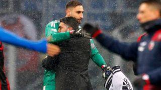 Milan-Bologna 2-1. Le pagelle dei rossoneri